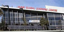 Hume Global Learning Centre Library